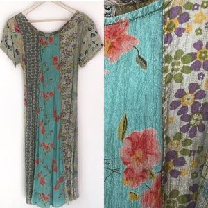 Sacred Threads Floral Dress